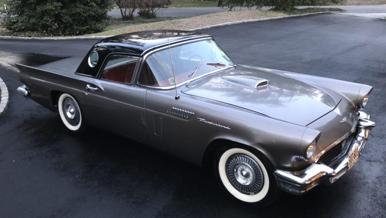 Prideaux 1957 Tbird for sale 2019