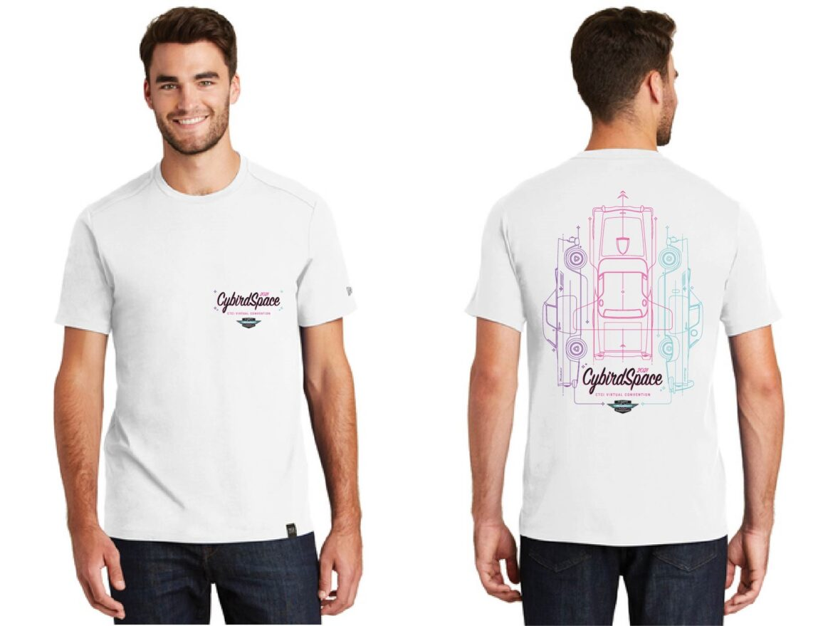 Shirts for CybirdSpace